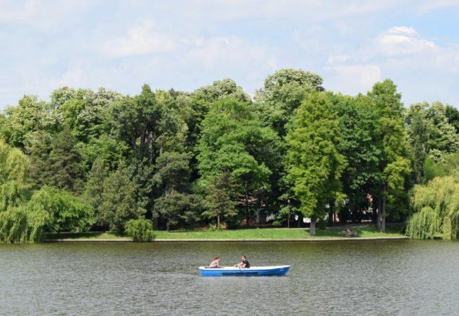 parque herastrau (2)