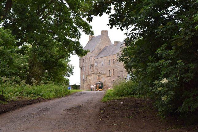 midhope castle (3)