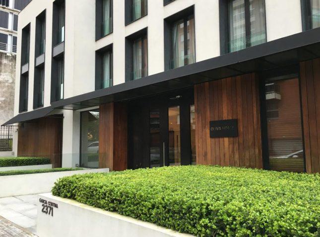 Hospedagem em Montevidéu: Oliva Luxury Hotel