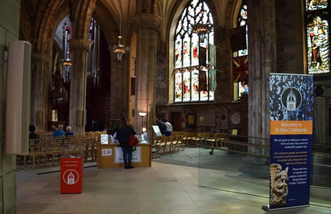 st giles cathedral (10)