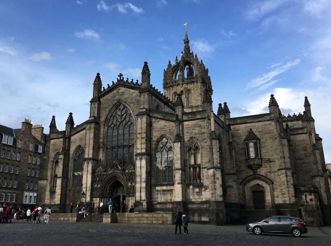 Edimburgo: Uma visita a Catedral de St Giles