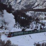 Ushuaia: Trem do Fim do Mundo + Trilhas no Parque Nacional Tierra del Fuego no Inverno