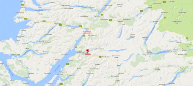 Outlander: Os locais das gravações da 1 Temporada