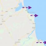 Rio Grande do Norte: Passeio de buggy em Pipa (de Tibau do Sul até Baia Formosa)