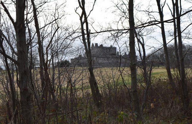 Escócia: Craigmillar Castle, o outro castelo de Edimburgo