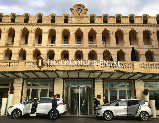 Hospedagem em Marselha: Intercontinental Marseille Hotel Dieu