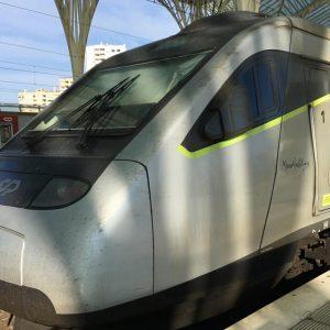 Portugal: Como ir de Lisboa a Vila Nova de Gaia / Porto no trem de alta velocidade Alfa Pendular