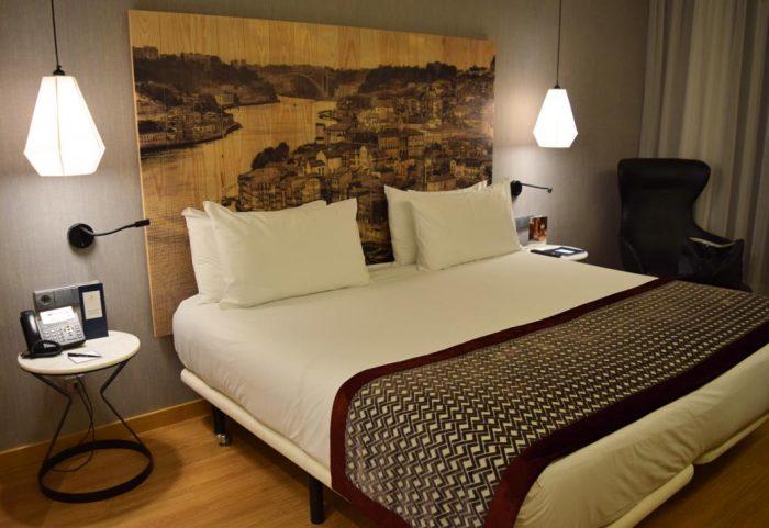 Hospedagem em Porto: Hotel Eurostars Porto Centro