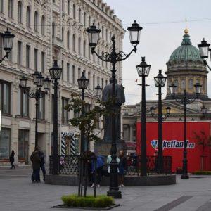 Rússia: As principais igrejas de São Petersburgo
