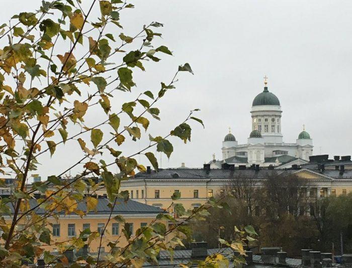 Finlândia: O que fazer em 1 dia em Helsinki