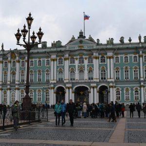 Rússia 2018: Um dia em São Petersburgo