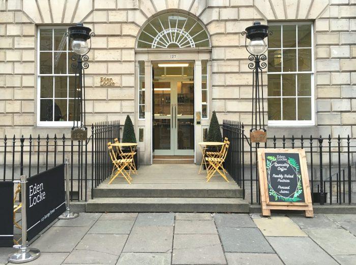 Hospedagem em Edimburgo: Eden Locke Hotel
