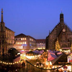 Cruzeiro Fluvial na Europa em Dezembro 2019: Roteiros pelos Mercados de Natal (Compre agora e garanta de 20 a 30% de desconto)