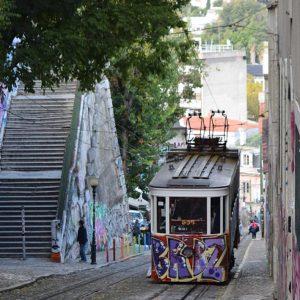Portugal: Os Ascensores de Lisboa