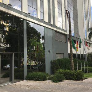 Hospedagem em Porto Alegre: Hotel Laghetto Stilo Higienópolis