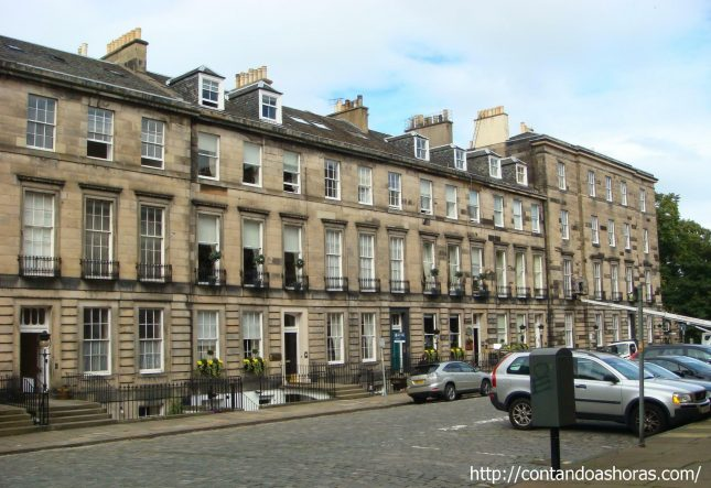 Number 10 Hotel, em Edimburgo