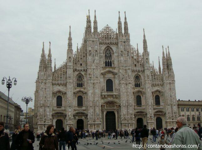 Roteiro: Milão, Itália!