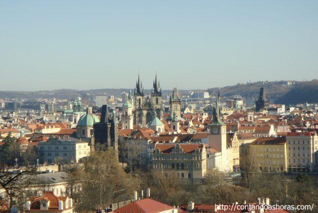 Roteiro: Praga