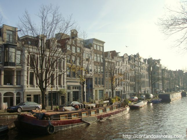 Roteiro: Amsterdam, Holanda