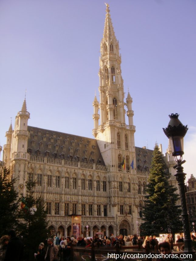 Próxima viagem: Bélgica (Bruxelas)