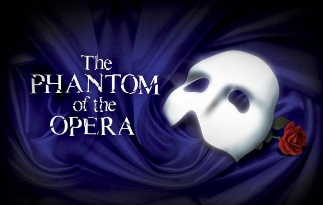 Musical Fantasma da Ópera