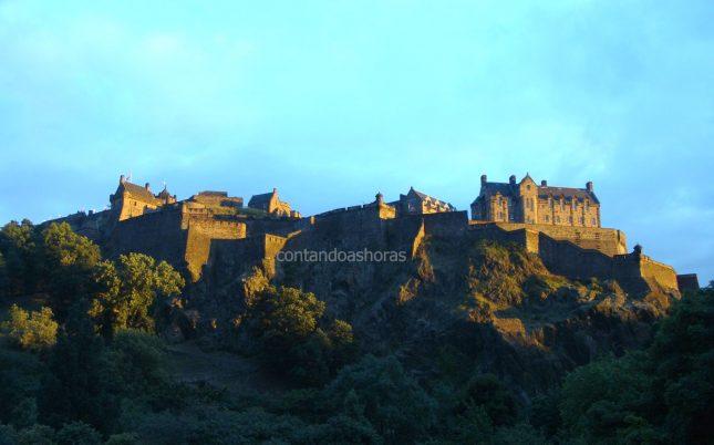 Edimburgo, a capital da Escócia