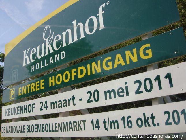 Keukenhof, Holanda – Campo de Tulipas