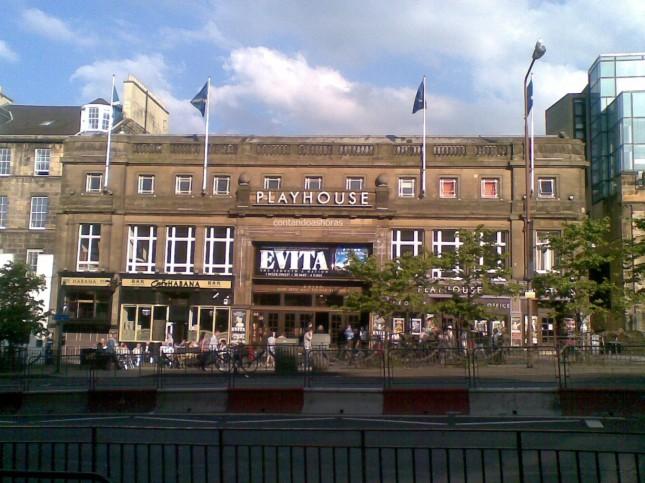 Evita – The musical
