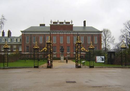 Londres – Kensington Palace e Albert Memorial
