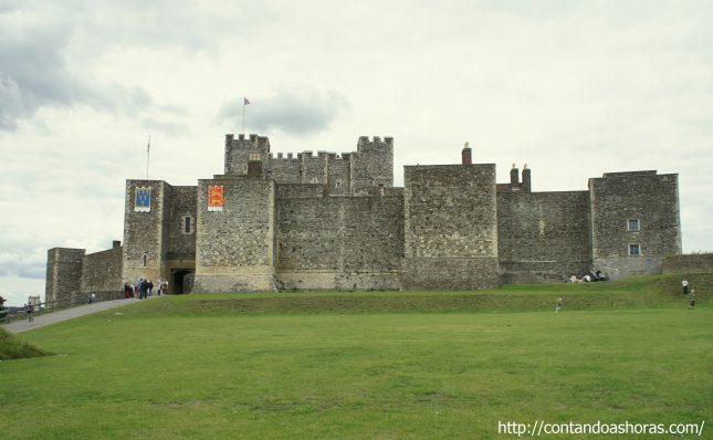 Roteiro: Londres e Dover