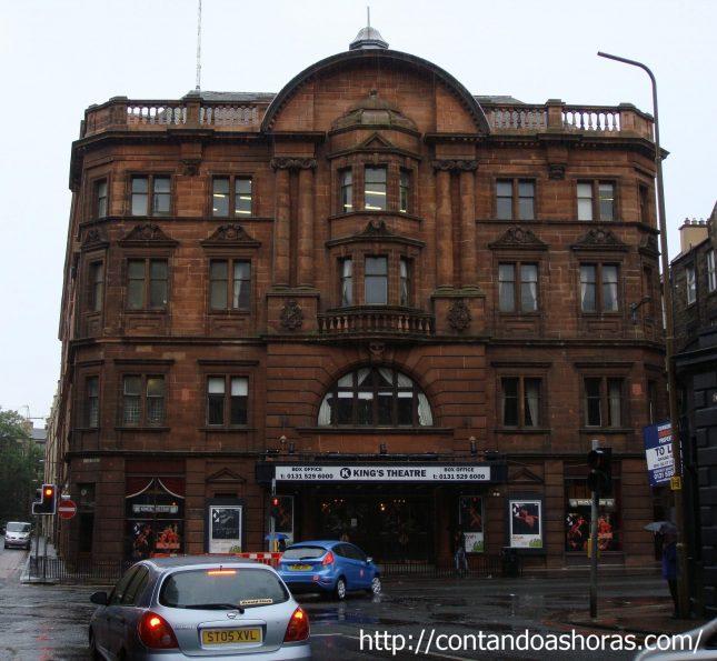 Edinburgh International Festival, King's Theatre e Show Sriyah