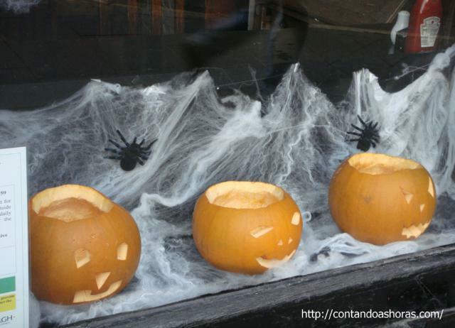 Halloween em Edimburgo!