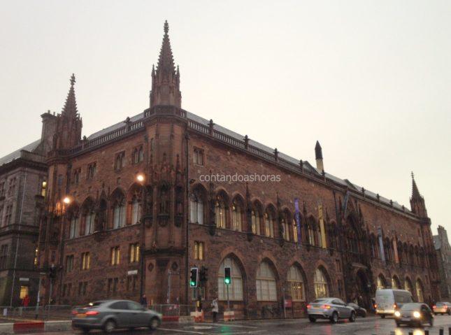 Edimburgo: Galeria Nacional Escocesa de Retratos