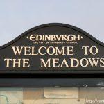Edimburgo: Meadows Park