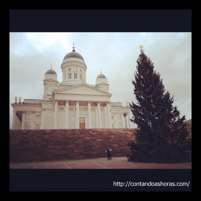 Finlândia (Helsinki + Lapônia) e Estônia
