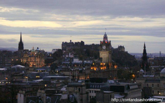 Feriado de Páscoa em Edimburgo