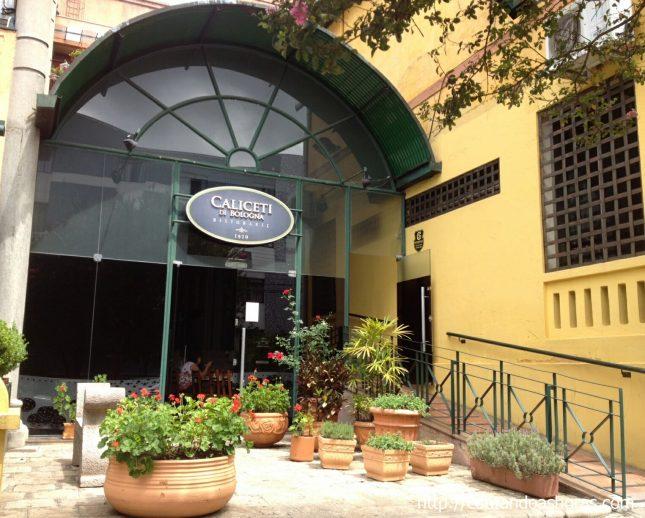 Curitiba: Restaurante Bologna