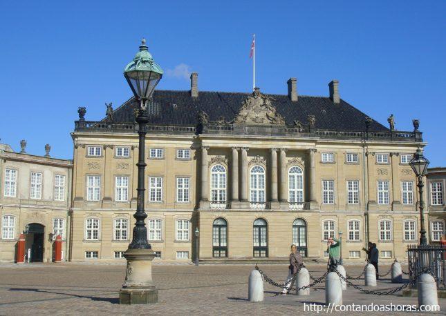 Tour Real em Copenhagen: Amalienborg Slot, Marmorkirken e Rosenborg Slot