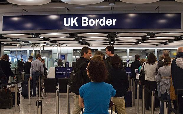 Intercâmbio: Os Intermináveis 5 minutos na imigração em Londres!