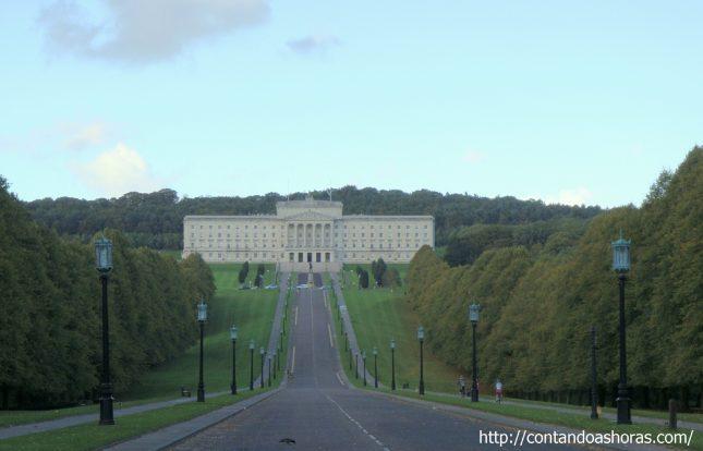 Irlanda do Norte: O Muro de Belfast