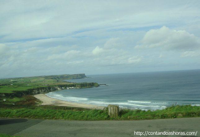 Tour pela costa da Irlanda do Norte!