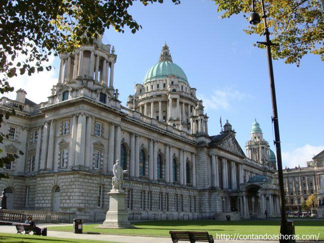 Um pouco de Belfast e Titanic Walking Tour