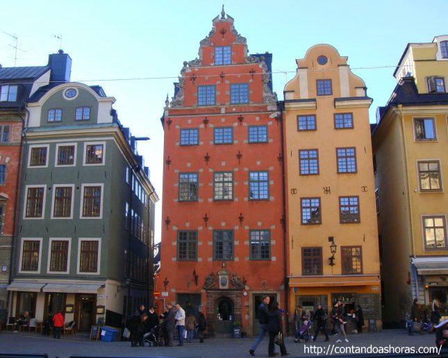 Estocolmo – Parte 1
