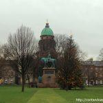 Charlotte Square – A praça mais vigiada de Edimburgo