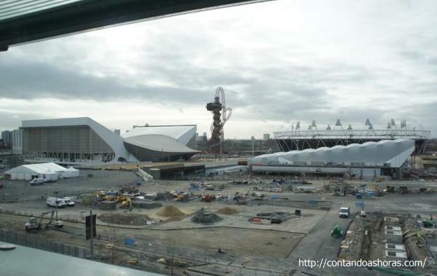 Stratford City: o Parque Olímpico e o maior shopping da Europa