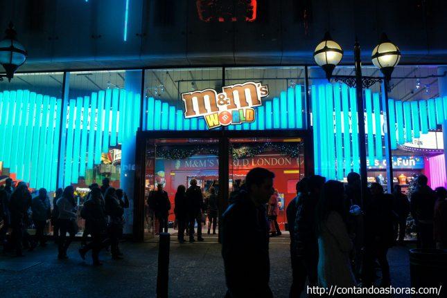A loja mais doce de Londres!