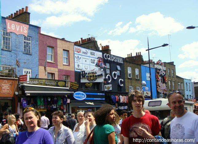 Camden Town – Um dos lados alternativos de Londres
