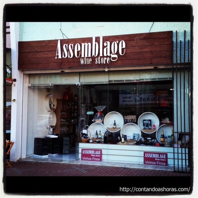Assemblage Wine Store