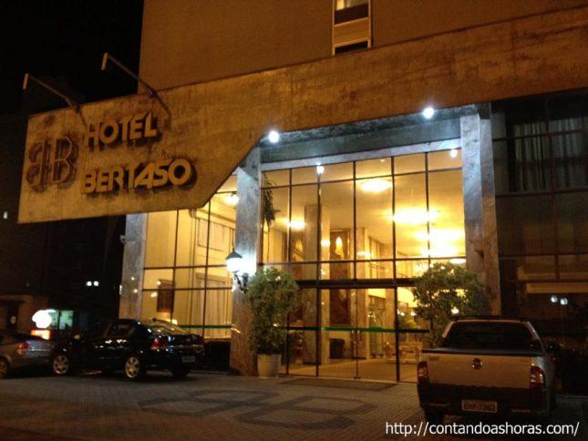 Restaurante Terrace – Hotel Bertaso