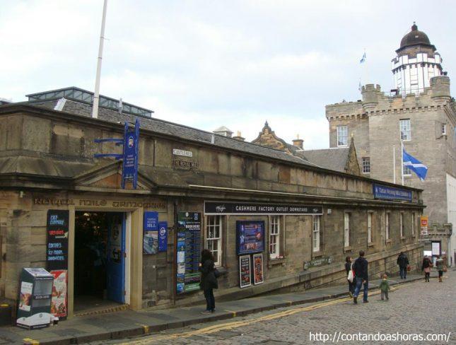 Um pouco de cultura escocesa: Clãs, Tartans e Kilts (e mais o Tartan Weaving Mill)